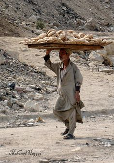 Bread Man  HAG666 by Mohamed  Haggag, via 500px