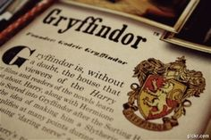 comment you hogwarts house!