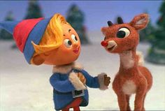 Rudolph the Red Nosed Reindeer!