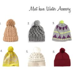 stocking up on these bad boys this fall/winter! Such a cute accessory!
