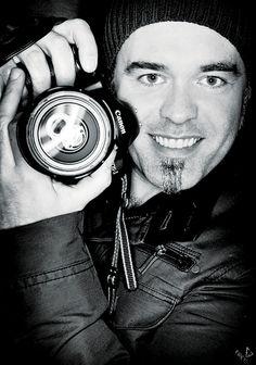 Brett Harkness (self portrait)