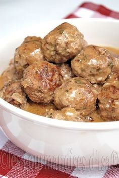 Belgian Cuisine, Low Carb Recipes, Cooking Recipes, Best Meat, Meatball Recipes, Picky Eaters, Ground Beef, Meals, Fruit
