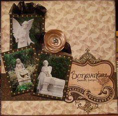 Bonaventure Sculpture - Scrapbook.com