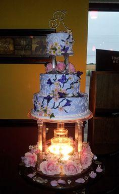 Fountain Cake #K-82