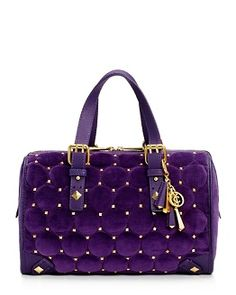 Designer Handbags - Leather Handbags - Clutches by Juicy Couture