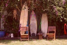 Backyard surfboards