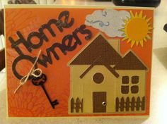 Home owner card!