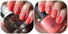 golden rose selective 59 i hean 214 #nail #nailpolish #glitter