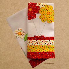 Textiles, Dish Towels, Origami, Napkins, Patches, Gift Wrapping, Scrapbook, Sewing, Tableware