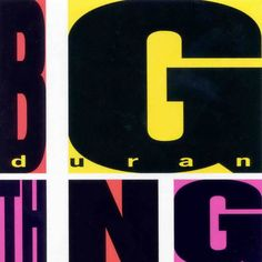 Duran Duran Big Thing on 180g 2LP 2010 Remastered Version with 4 Bonus Remixes Duran Duran, the premier band of the video generation and a pioneer of the New Romantic era, thrived longer and sold more
