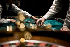 Casino by Pol Baril Cool Hand Luke, Wicked Game, The Adventure Zone, Expensive Taste, Deep Space, Table Games, Call Her, Restaurant Bar, Private Room