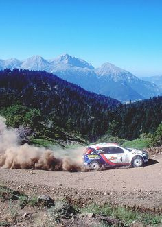 Colin McRae / Nicky Grist Ford Focus Svt, Colin Mcrae, Focus Rs, Martini Racing, Focus Photography, Rally Car, Mk1, Fast Cars, Formula 1