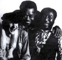 Johnny Winter, James Cotton & Muddy Waters