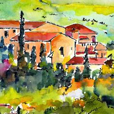impressionist watercolor paintings | il_fullxfull.320542689_grande.jpeg?v=1396473572