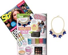 Star Weekly thinks the Melia Necklace is a perfect statements piece to upgrade any ensemble!
