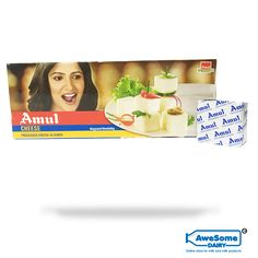 Amul Cheese Cubes Online - At Lowest Price at Mumbai Cheese Online, Milk Products, Eating Alone, Cheese Cubes, How To Make Cheese, Food Dishes, Beverage, Vitamins, Vegetarian