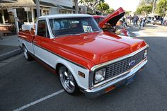 old pickups | So Cal Car Show Gallery: The 2012 Seal Beach Classic Car Show