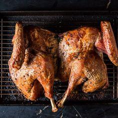 Spatchcocked Roast Turkey recipe on Food52