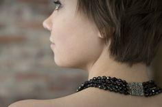 Chokers, Jewelry, Fashion, Jewellery Making, Moda, Jewerly, Jewelery, Fashion Styles, Jewels