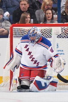 Henrik Lundqvist, New York Rangers vs. Columbus Blue Jackets - Photos - January 16, 2015 - ESPN