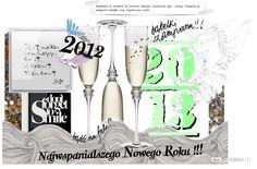 życzymy Wszystkim, żeby Nowy Rok przyniósł wiele dobrego, żebyśmy żyli na fali i robili, to co budzi uśmiech!