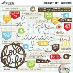 Ordinary Day | Wordbits