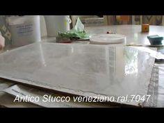 Wonderful Cera Spezial Wachs Für Stucco Veneziano Für Marmor Spiegeleffekt | Stucco  Veneziano | Pinterest
