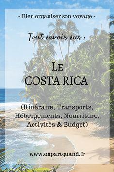 budget Costa Rica