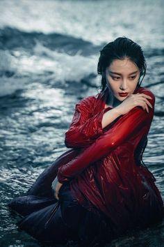 Geishas asiáticas húmedas