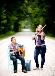 Fiddle Face is Michael Boxer on lead vocals, guitar, bass, handclaps and finger snaps — and Laura Crosswait on violin, backup and some lead vocals. The dynamic duo use an eclectic, acoustic mix of originals, bluegrass, folk, top 40. #michiganirish