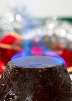 Pudín de Navidad inglés Ver receta: http://www.mis-recetas.org/recetas/show/4241-pudin-de-navidad-ingles