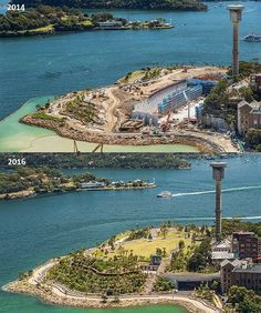 did you know that within barangaroo reserve there is a huge open space as long as the sydney cricket ground as wide as an olympic swimming pool