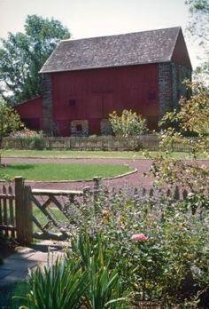 Bucks County Barn by serena