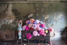 Anya Adores: Pompom factory