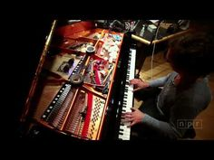 ▶ Hauschka at NPR: Improvisation - YouTube