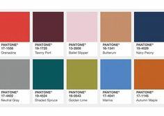 Проанализировав прошедшие в столицах моды показы сезонных коллекций, эксперты Института цвета Pantone определили модные цвета осень-зима 2017-2018. Какие же оттенки вошли в традиционную трендовую десятку?