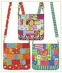 Mini Messenger Bag Pattern