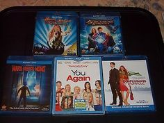 10 New & Sealed Blu-Ray Movies NEVER OPENED! Great Collection!