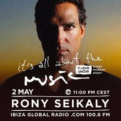 Rony Seikaly. It's All About The Music DJ Mix Series - Episode 1 - 02.05.2016 by Music On on SoundCloud