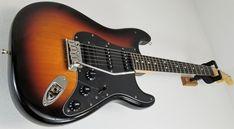 2004 Fender American Standard HSS 50th Anniversary Stratocaster Tobacco Sunburst USA Electric Guitar ($899)    http://holyheckmusic.com/all-products/2004-fender-american-standard-hss-50th-anniversary-stratocaster-tobacco-sunburst-usa-electric-guitar