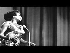 """Sarah Vaughan """"Misty"""" Live 1964...no one can rock jazz like a woman..."""