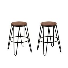 Tabouret de bar Industry (lot de 2) RENDEZ VOUS DECO