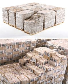 What One Billion Dollars Looks Like