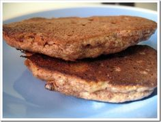 Grain Free Banana Pancakes (super simple recipe - no special flours needed, just four real food ingredients!)