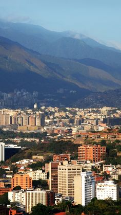I lived in Caracas, Venezuela from 2-5. My first memories are here. We lived on a house that was on a mountain, and I would look for our house when we drove on the expressway below the mountain.