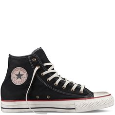 Converse - Chuck Taylor Washed Canvas, in black, sale: $52.50 (orig: $70)