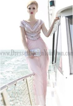 Pale Pink Gown <3