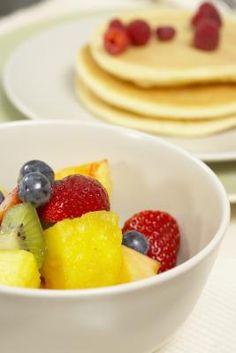 Low-sodium Pancake Mix | LIVESTRONG.COM