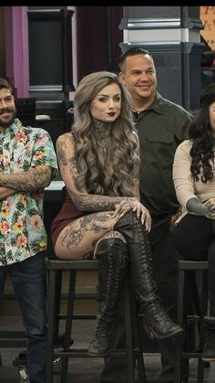 Ryan on inkmaster