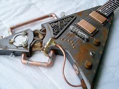 17 Creative and Unusual Guitar Designs